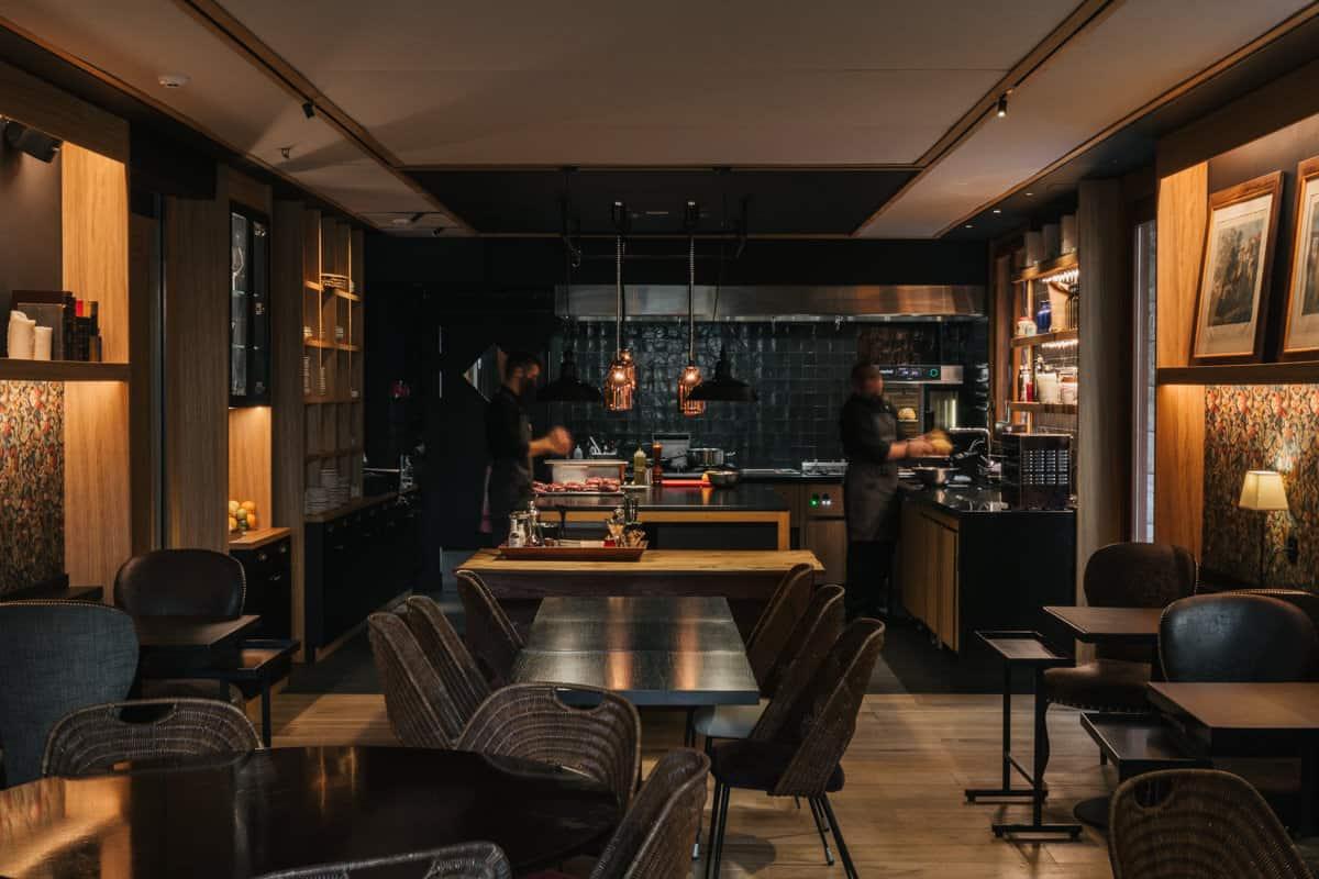 Restaurante | Hôtel Primero Primera
