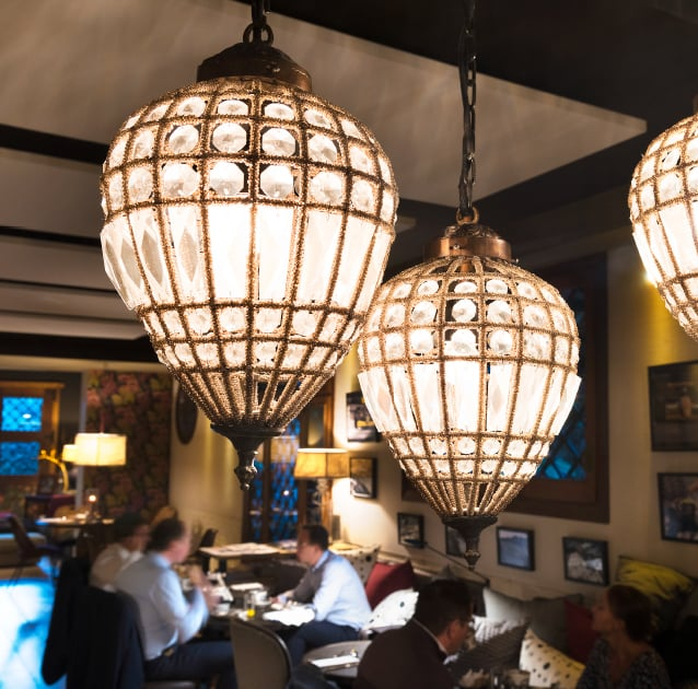 Comedor elegante | Hotel Primero Primera