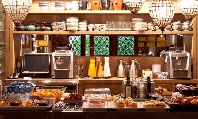 Desayuno continental | Hotel Primero Primera